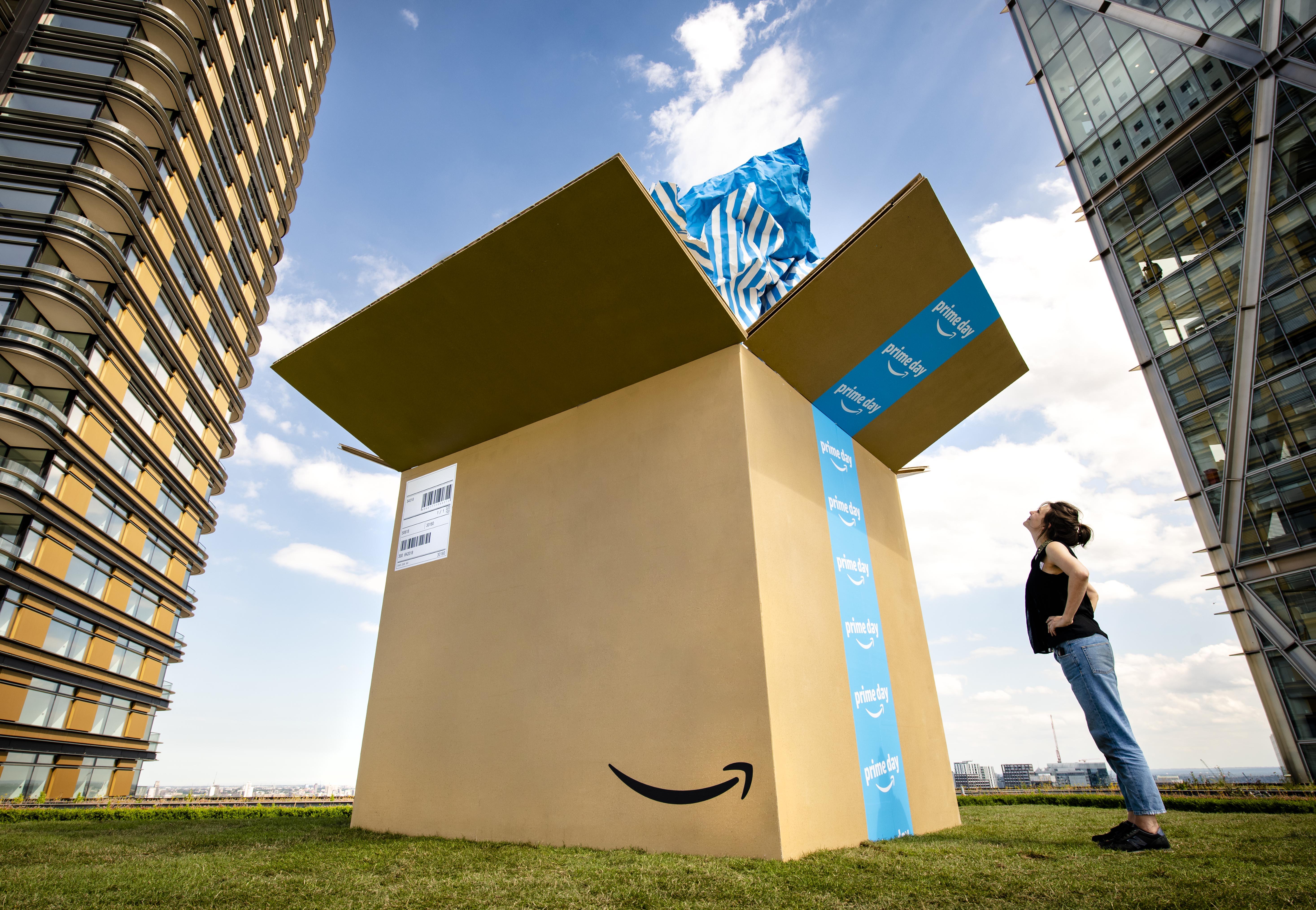 Amazon liefert Lebensmittelbestellungen in den USA jetzt kostenlos – und innerhalb einer Stunde