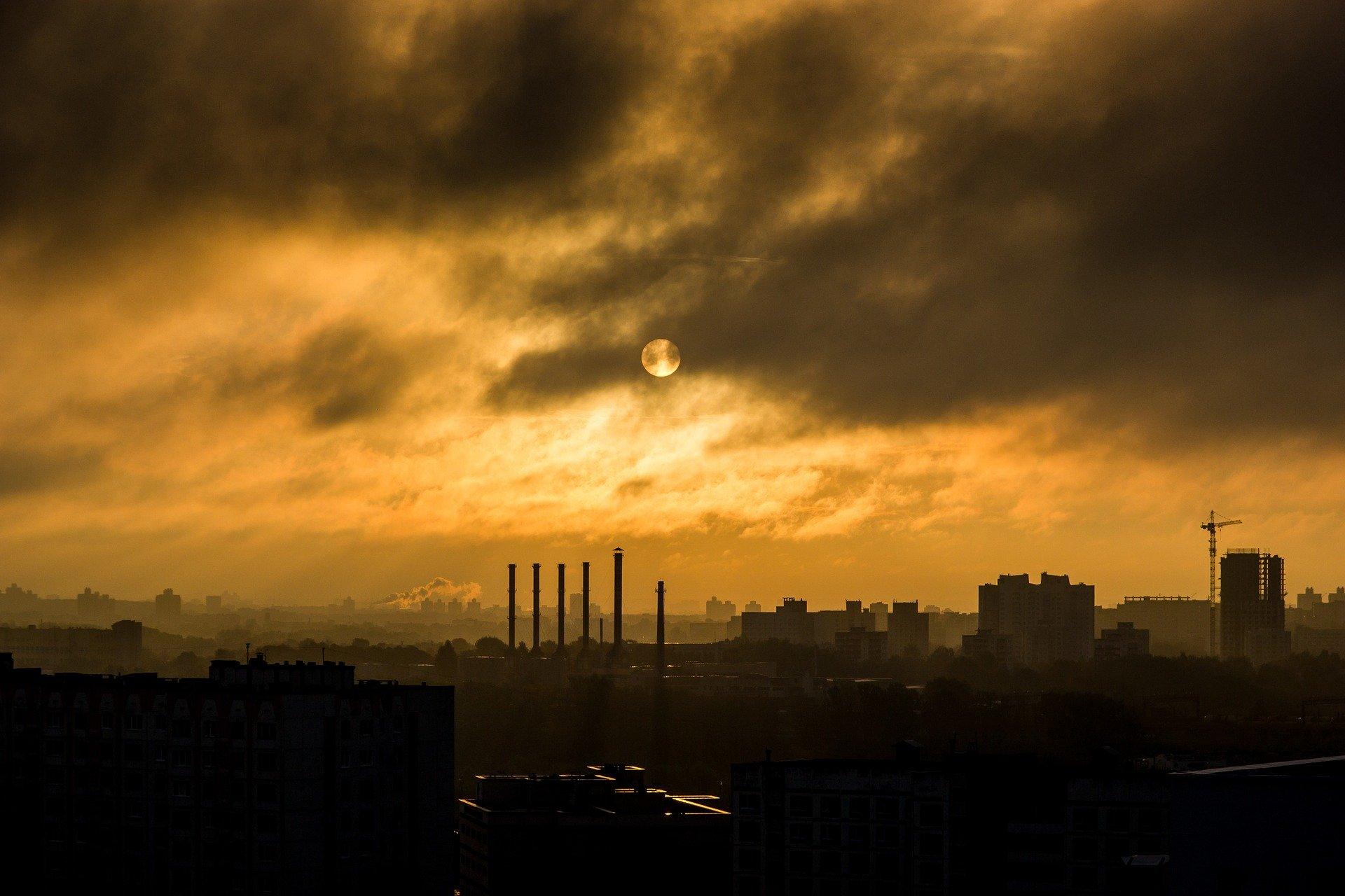 Australien-Brände: Sydney in Rauch gehüllt