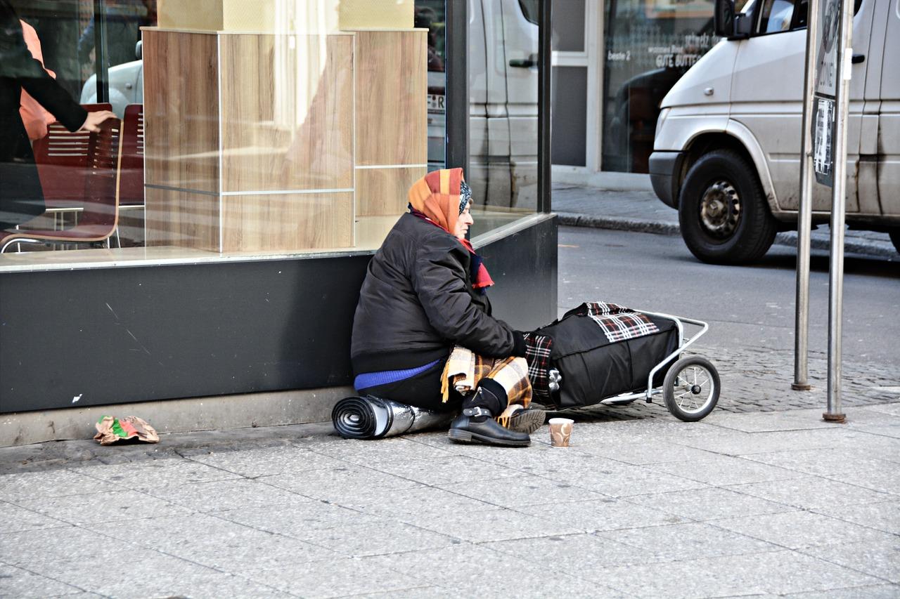 Las Vegas verbietet Schlafen und Campen auf Straßen und Gehwegen
