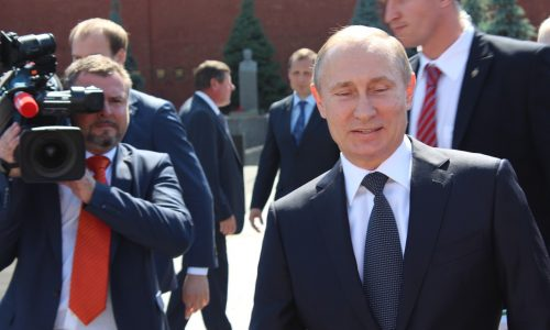 Wladimir Putin: Das neueste Schiff der russischen Marine wird die Zircon-Hyperschall-Rakete tragen