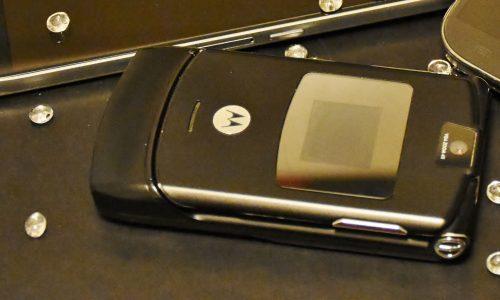 Motorola bringt Handy mit klappbarem Bildschirm zurück