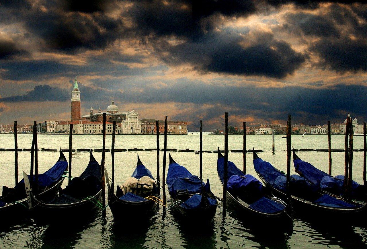 Überschwemmungen in Venedig: Italien erklärt den Ausnahmezustand