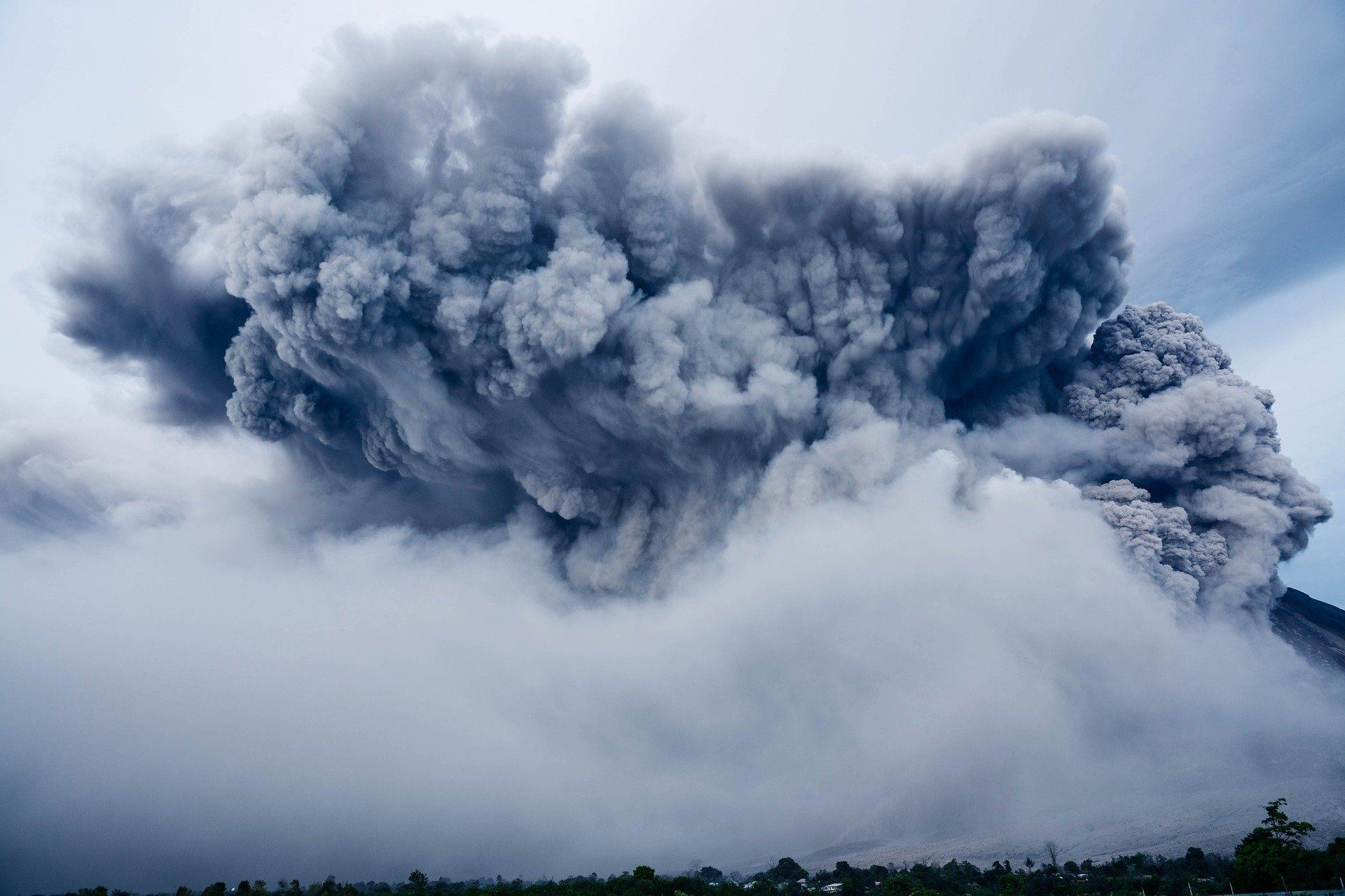 Vulkanausbruch: Zahl der Todesopfer steigt