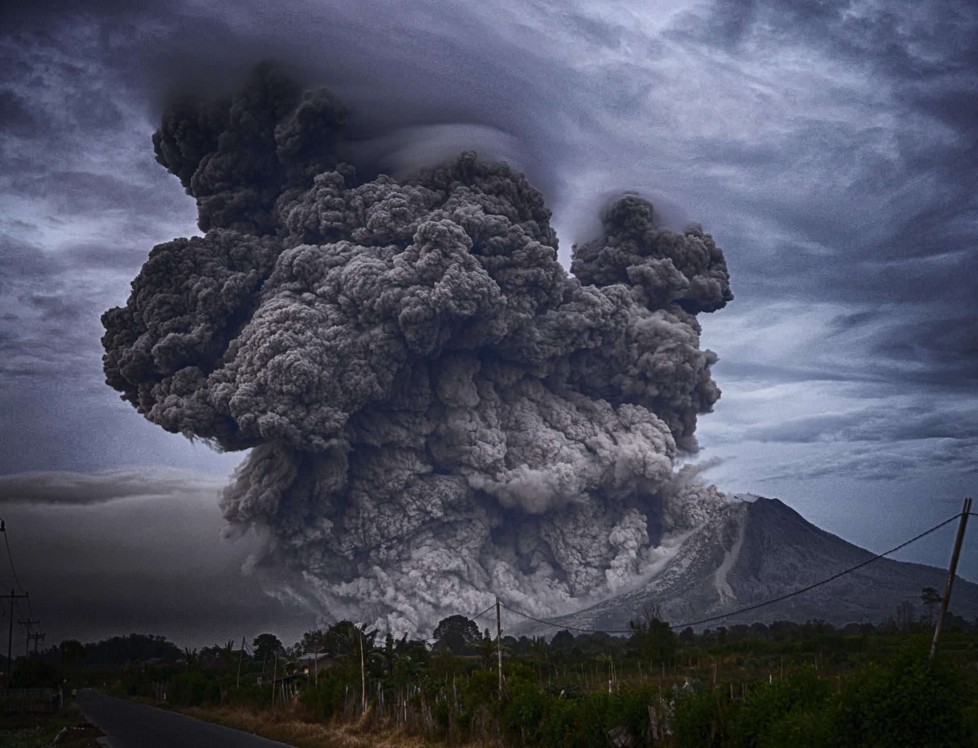 """""""Kein Lebenszeichen"""" nach Vulkanausbruch in Neuseeland"""