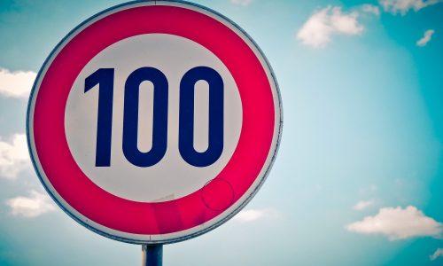 Höchstgeschwindigkeit in Niederlanden auf 100 km/h gesenkt