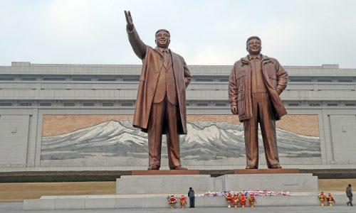 Nordkorea: Kim Jong-un eröffnet neue Stadt Samjiyon