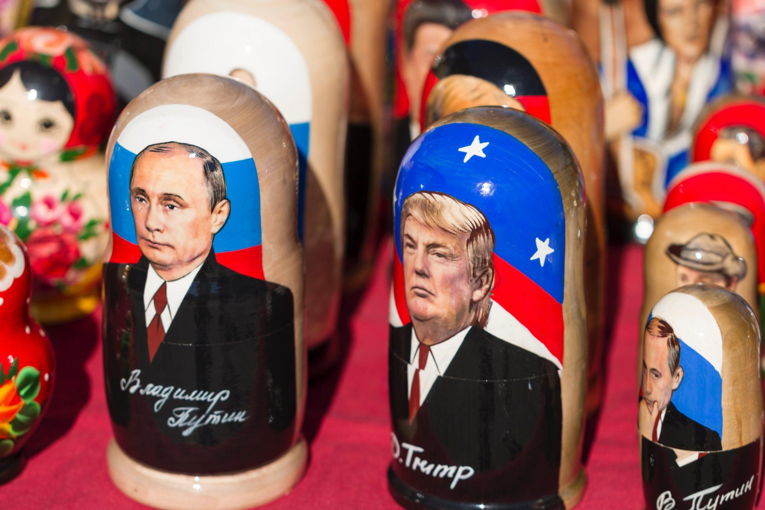 Wladimir Putin dankt Donald Trump für Tipp, der Terroranschlag verhinderte