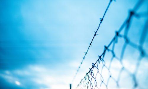 Schmuggler baute falsche Grenzposten zwischen Russland und Finnland