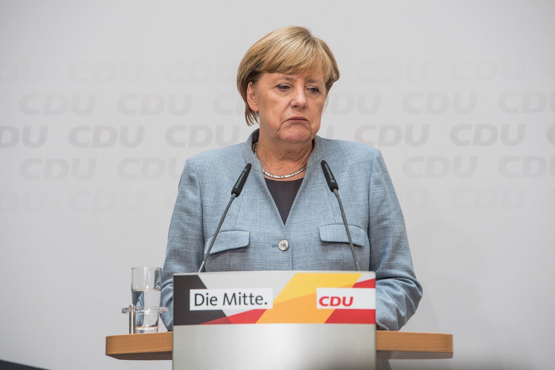 """Angela Merkel: """"Ost- und Westdeutsche sollen einander zuhören"""""""