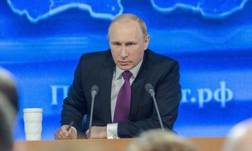 Wladimir Putin will Homo-Ehe per Verfassung verbieten