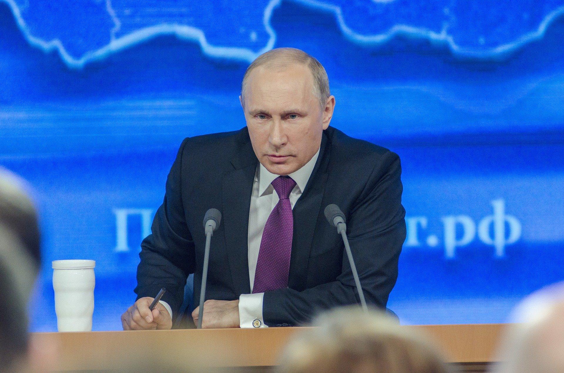 Wladimir Putin: Russland wird gegen Wada-Sperre Einspruch einlegen