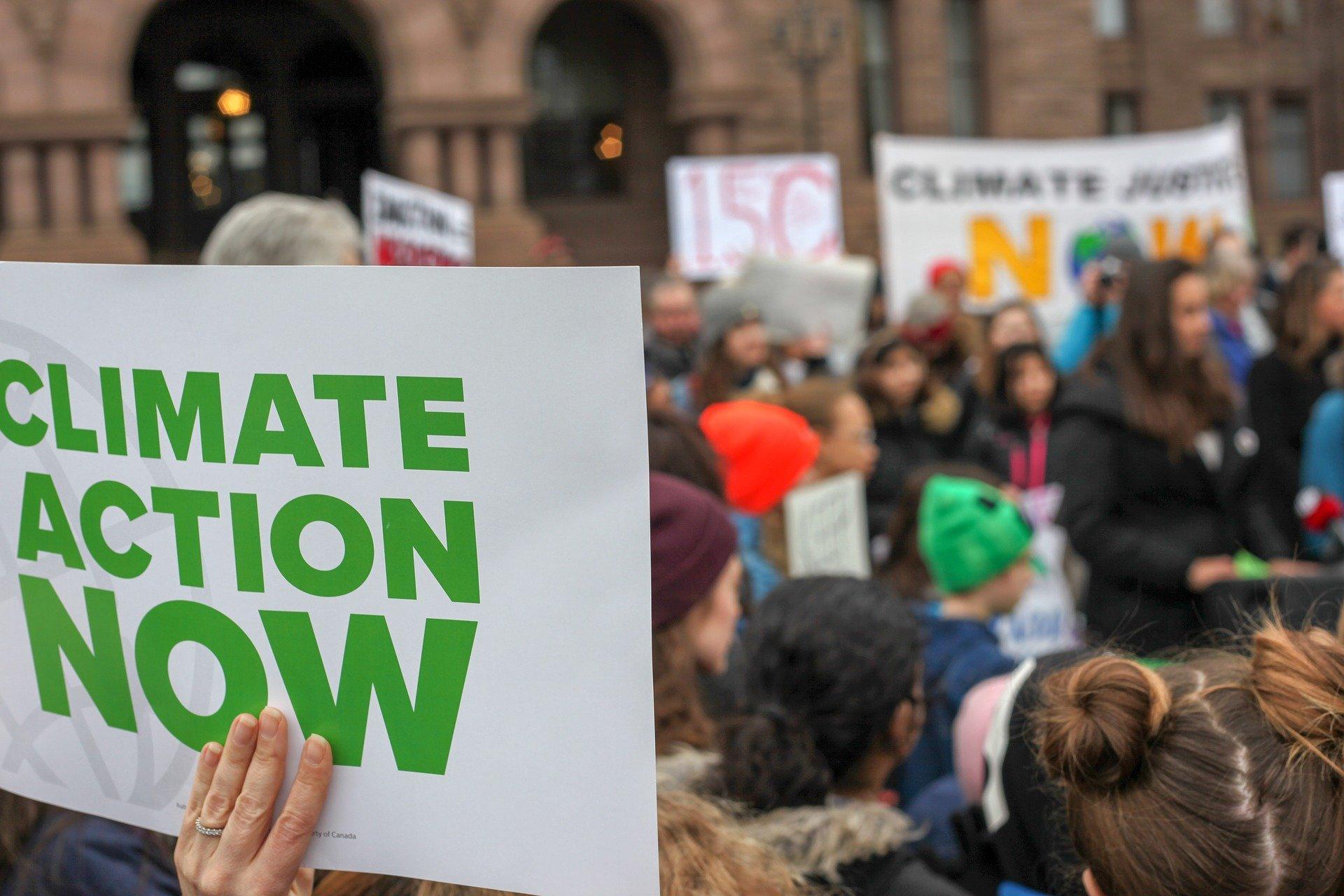 Deutsche Klimaaktivisten wollen Bundesregierung verklagen
