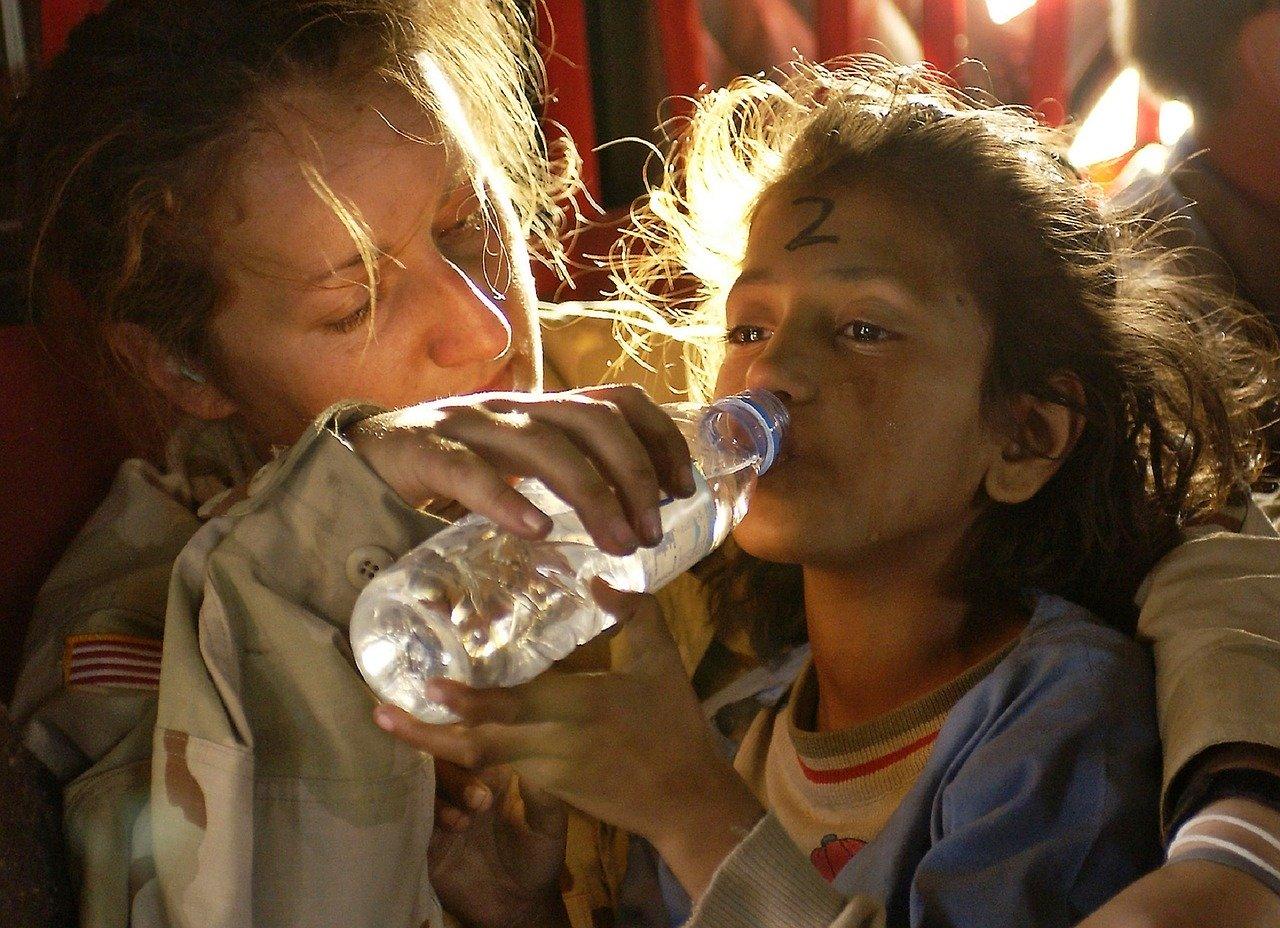 UN-Urteil: Klimaflüchtlinge können nicht nach Hause zurückgebracht werden