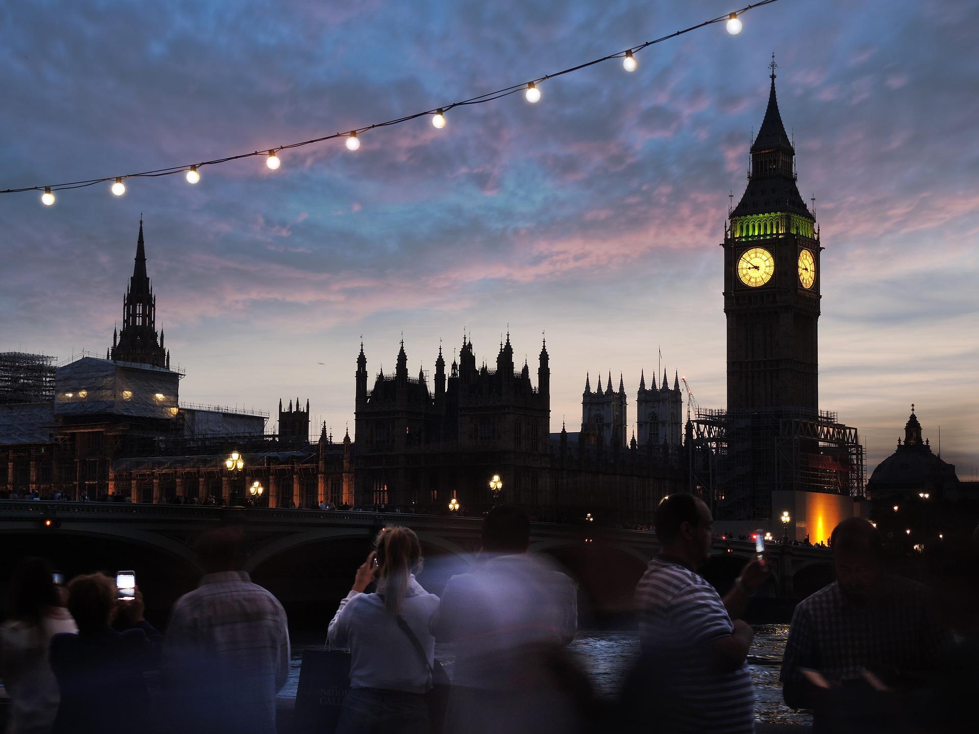 Brexit: Boris Johnson verzichtet auf Big Ben-Läuten
