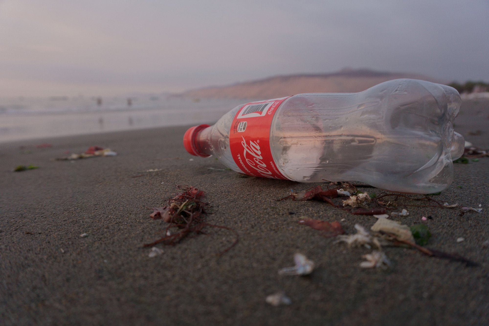 Coca-Cola bleibt Plastikflaschen treu