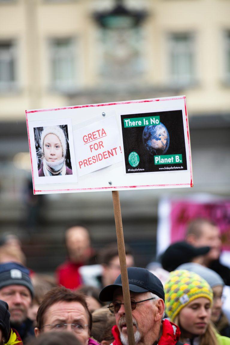 """US-Finanzminister: """"Greta Thunberg? Wer ist das?"""""""