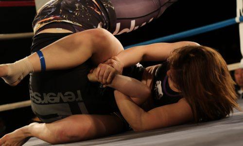 Kritik nach Video: UFC-Kämpferin verprügelte Räuber