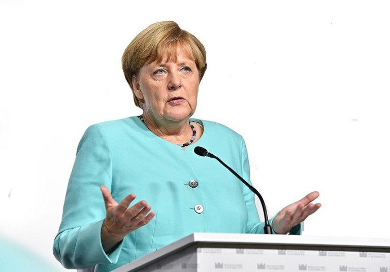 Angela Merkel fordert EU-Einigung mit Großbritannien im Herbst