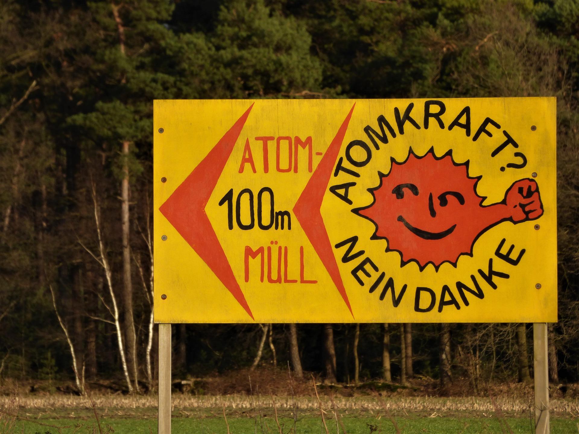 EU: Atomkraft wird im Kampf gegen Klimawandel keine Rolle spielen