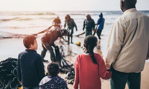 Offizielle Zahlen: Über 10.000 Flüchtlinge kamen in einem Monat in Griechenland an