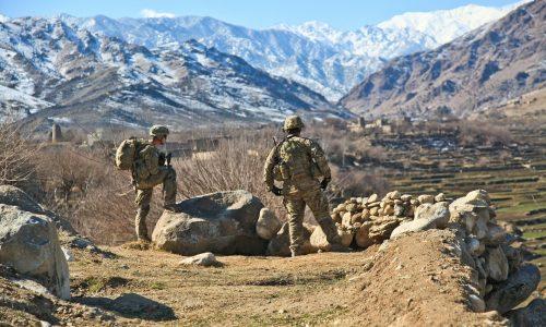 Afghanistan: Mehr Angriffe trotz Friedensgesprächen