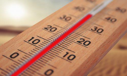 Klimawandel: Das Jahrzehnt der Rekordtemperaturen