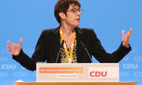 """CDU attackiert Koalitionspartner: """"SPD gefährdet Deutschland!"""""""