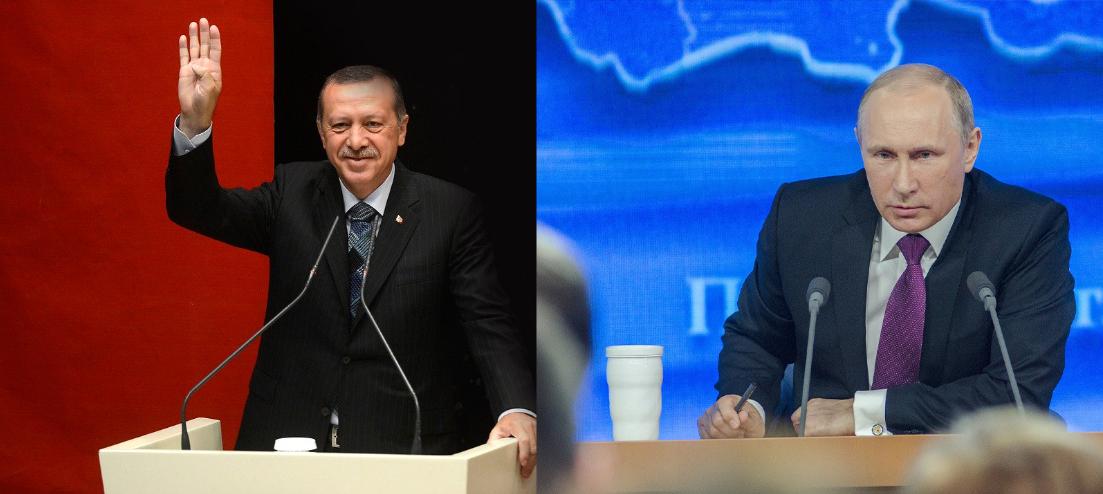Waffenstillstand: Putin und Erdogan wollen Situation in Syrien stabilisieren