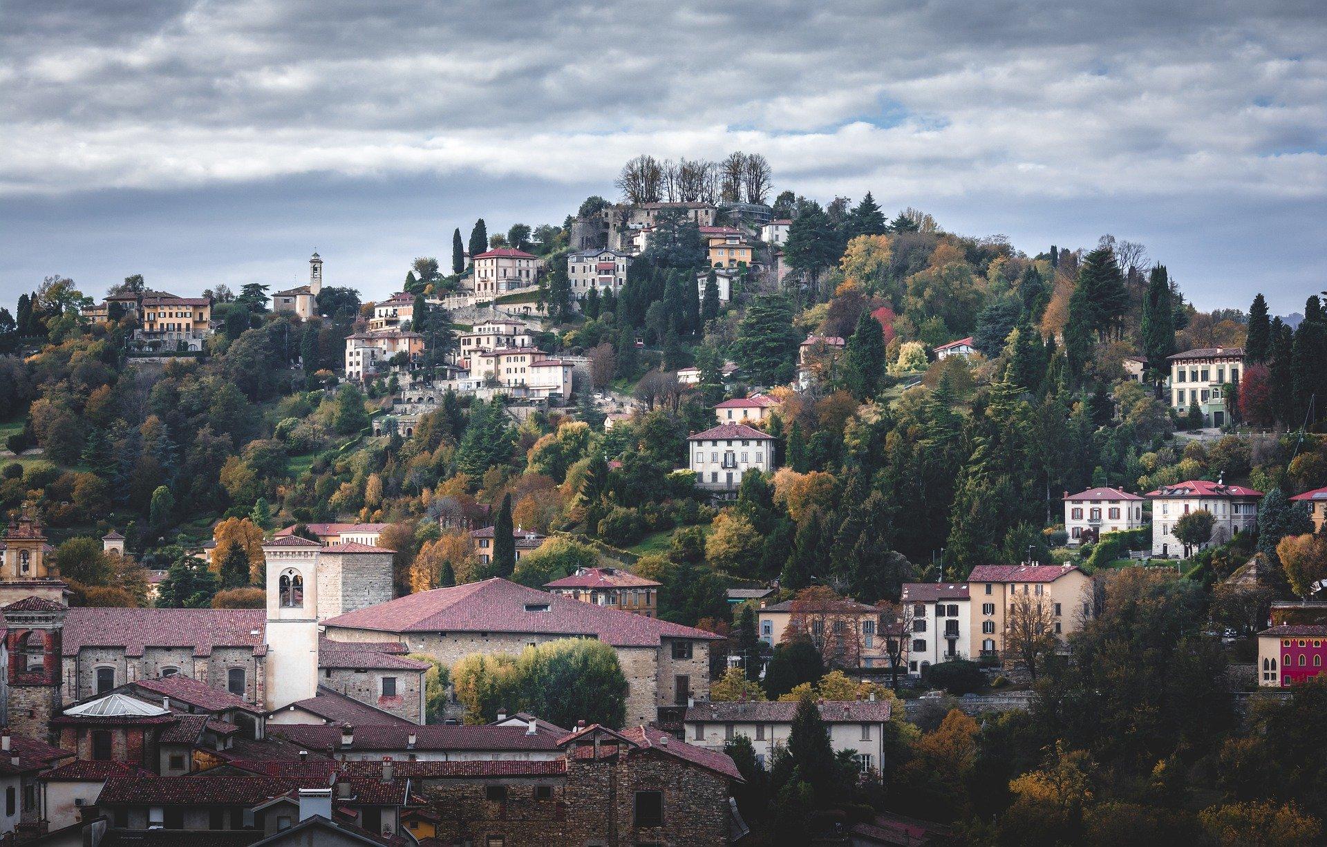 Bergamo hat keinen Platz mehr für die Toten
