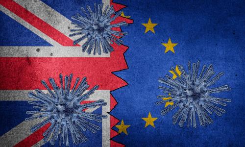 Coronavirus-Berater der britischen Regierung glaubt infiziert worden zu sein