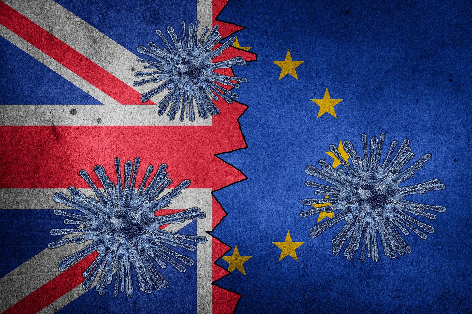 Brexit-Gespräche wegen Coronavirus in Gefahr