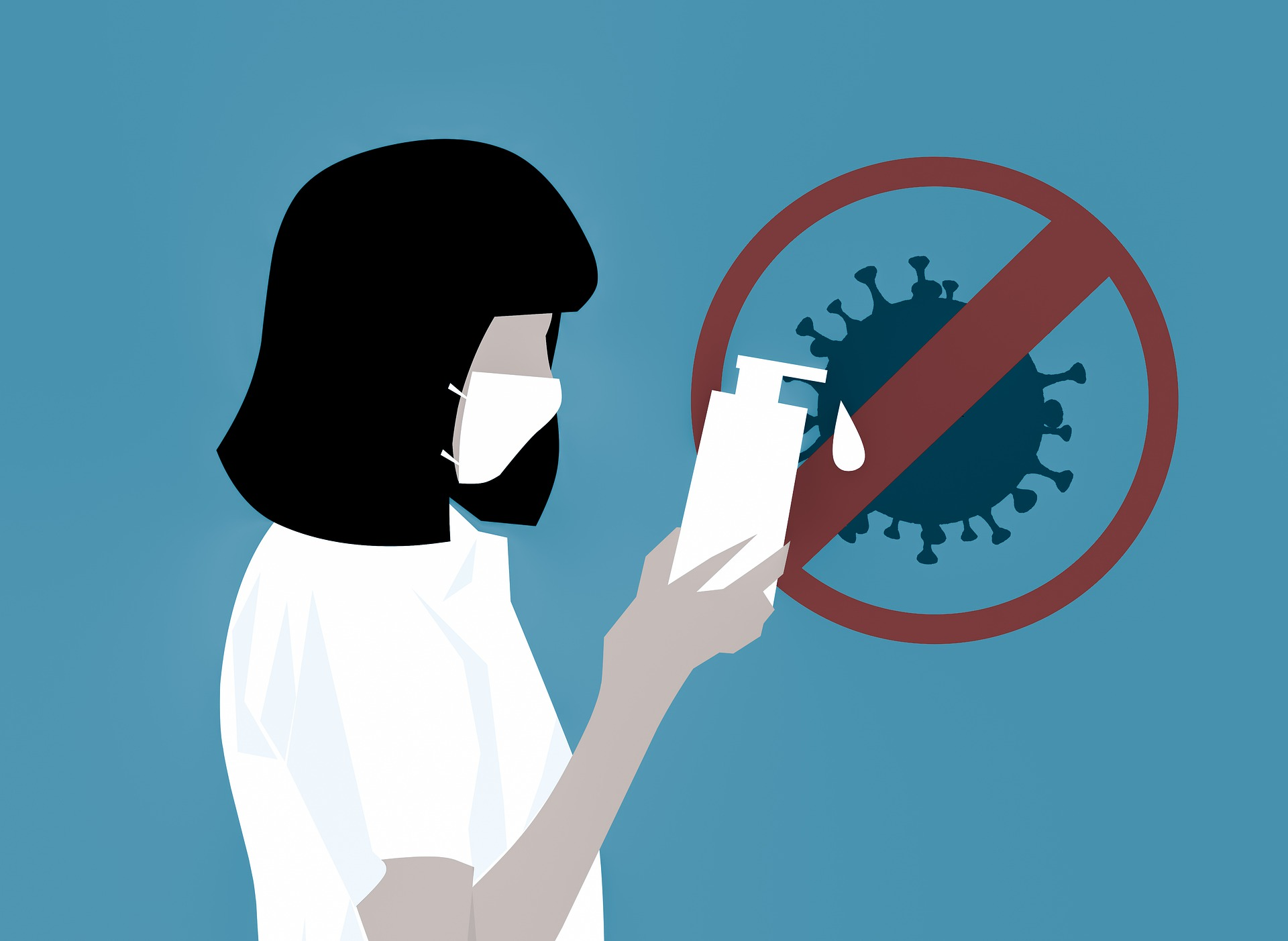 """Niederlande sehen Coronavirus """"eingebremst"""""""