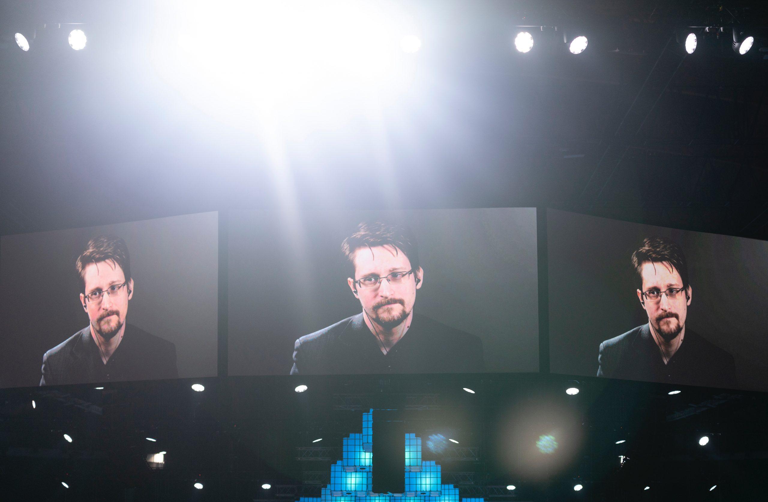 Edward Snowden: Überwachungsstaat, den wir jetzt schaffen, wird Corona überstehen