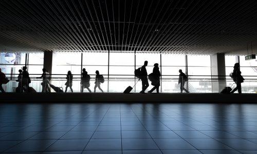 Corona-Virus: Auf den Flughäfen wird nicht kontrolliert