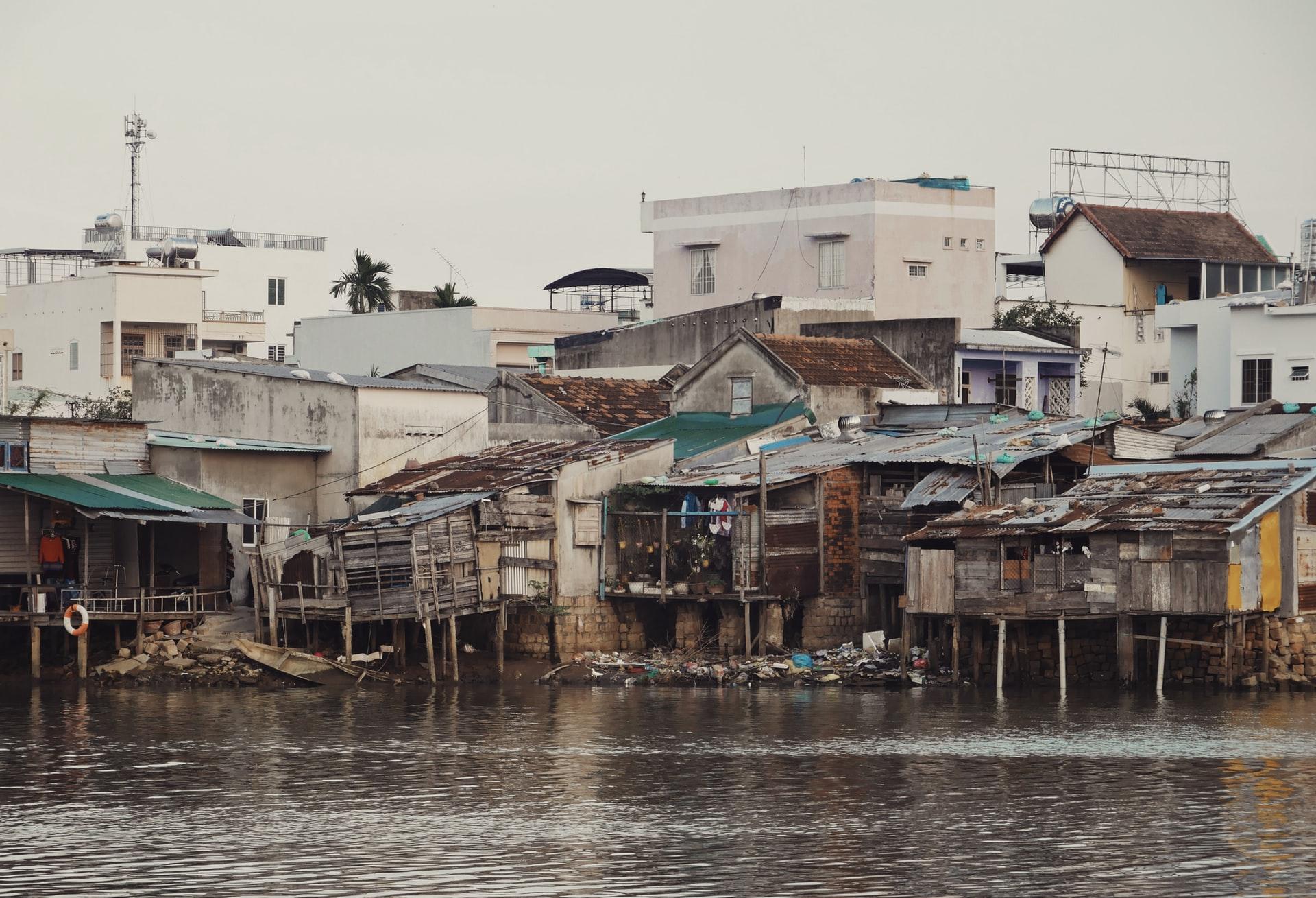 Eine schlechte Wasserinfrastruktur ist laut UN ein höheres Risiko als das Coronavirus