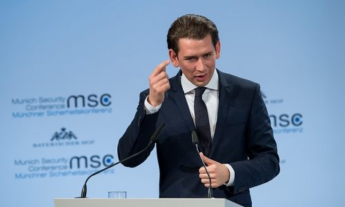 """Österreich: Sebastian Kurz nennt Flüchtlingswelle einen """"Angriff der Türkei"""""""
