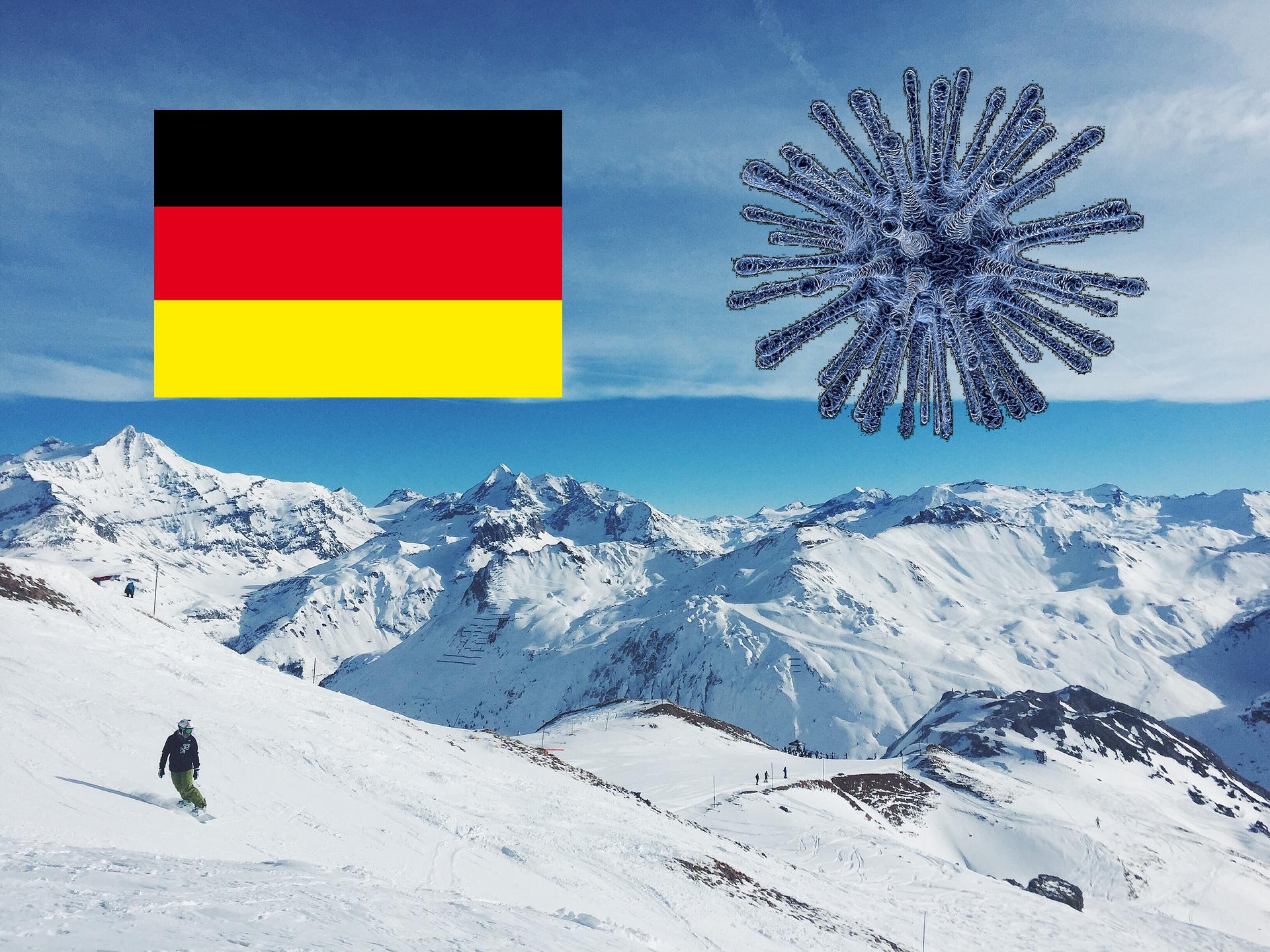 Coronavirus: In diesem Skiort könnten sich tausende Deutsche infiziert haben