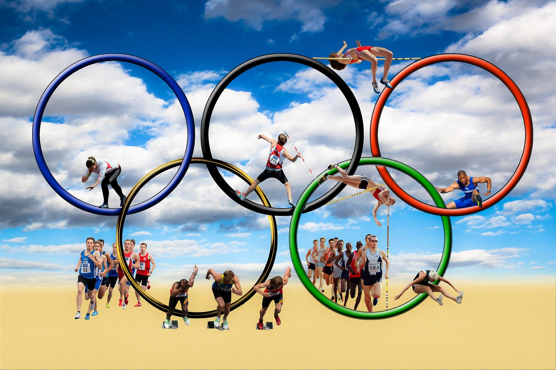 Breaking News: Olympische Spiele in Japan werden verschoben