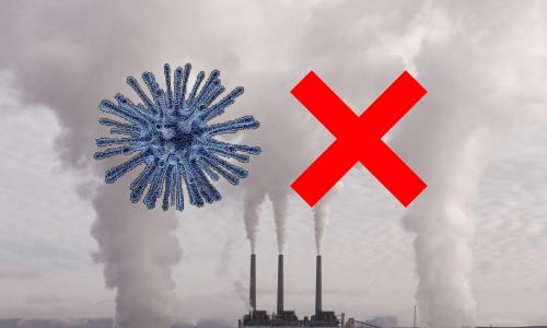 Coronavirus könnte zu Rückgang der globalen CO2-Emissionen führen