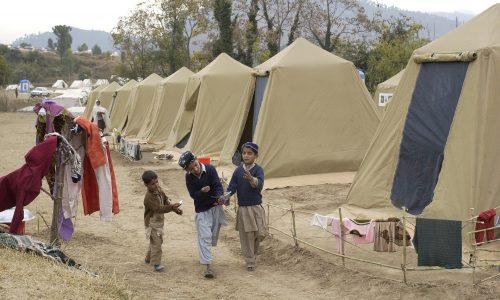 """Ärzte: Corona-Ausbruch in Flüchtlingslagern """"kann nicht verhindert werden"""""""
