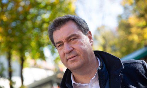 Gesicht der Krise: Markus Söders Umfragewerte fallen deutlich
