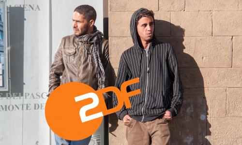 Video: Panne bei ZDF-Bericht über Flüchtlinge