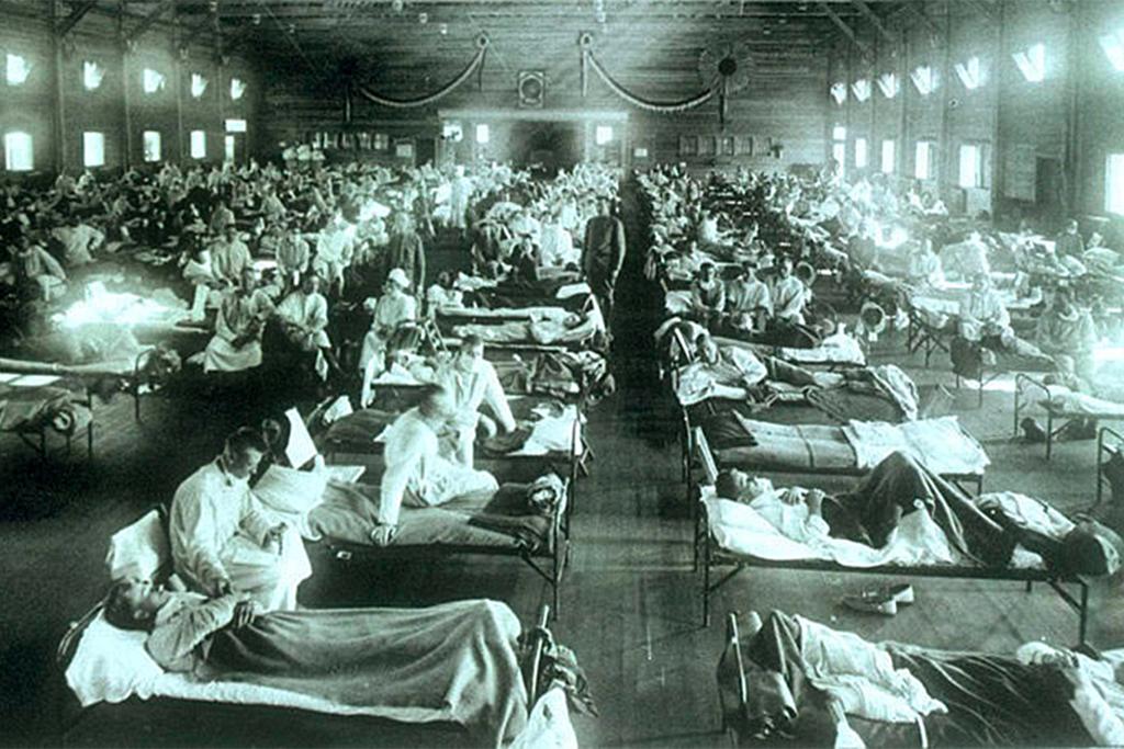 Spanische Grippe: Was wir heute von dieser Pandemie lernen können
