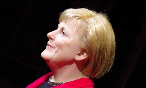 """Merkel: """"Erreichtes nicht aufs Spiel setzen!"""""""