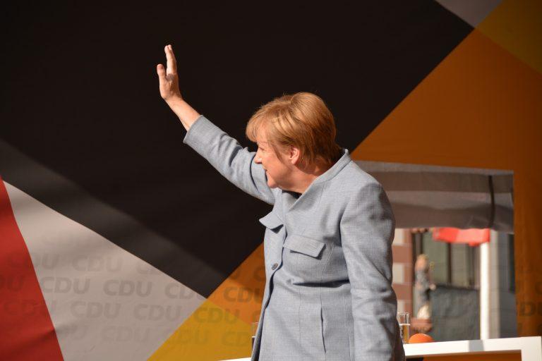 """Angela Merkel: """"Deutschland kann es nur gut gehen, wenn es der EU gut geht!"""""""