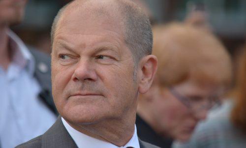 """Finanzminister Scholz: """"Hoffen, dass allen nicht die Puste ausgeht"""""""