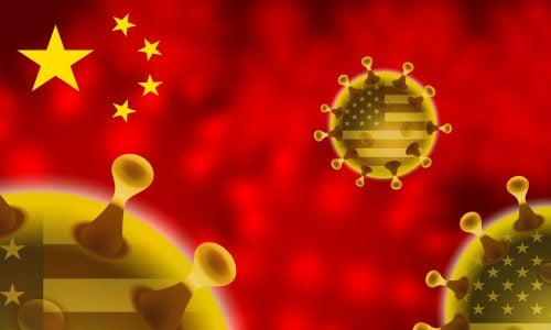 "China attackiert USA: Zweifel an Corona-Zahlen ist ""schamlos"""