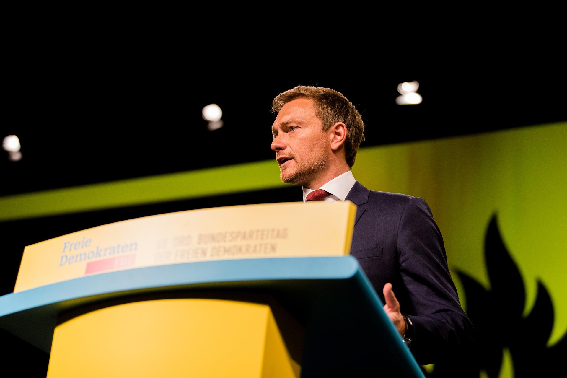FDP-Chef fordert Ausweitung der Corona-Lockerungen