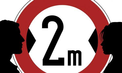 Regierung stellt klar: So lange sollen Abstandsregeln in Deutschland gelten