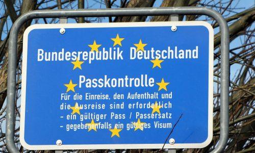 Deutschland: Grenzen ab Samstag wieder geöffnet